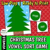 Trim the Tree Vowel Sort Game