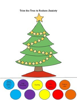 Trim the Tree to Reduce Anxiety