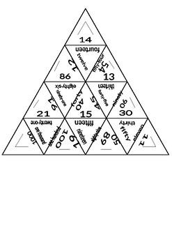 Trimino Numbers
