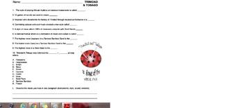 Trinidad Worksheet- Music