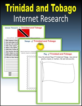 Trinidad and Tobago (Internet Research)