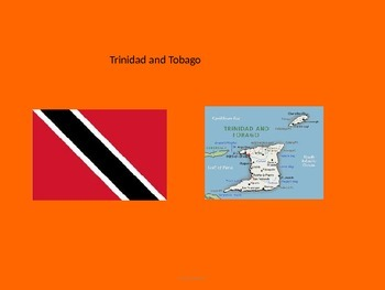 Trinidad and Tobago - Power Point - Information Facts Pict
