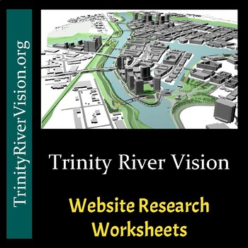 Trinity River Vision Website Research
