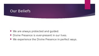 Trinity Spiritual Consultants PowerPoint