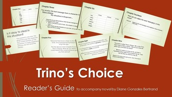 Trino's Choice Reader's Guide