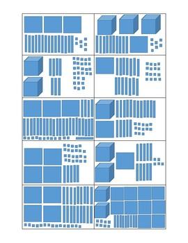 Trio- A Number Sense Matching Card Game