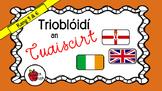 Trioblóidí Thuaisceart Éireann (Gaeilge) // Northern Ireland Troubles (Irish)