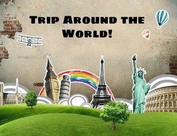 (Geography Basics) Understanding Culture:Trip Around the World—Video and Guide