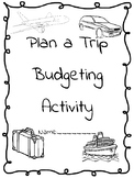 Trip Budgeting Activity