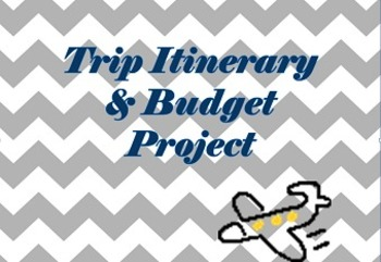 Trip Itinerary & Budget Project