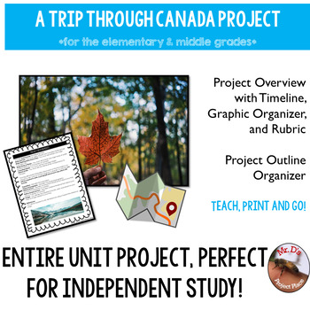 Trip Through Canada: Independent Research and Writing Project