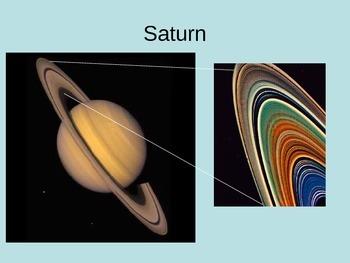 Trip Through the Solar System