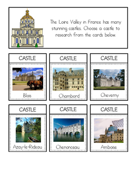 Trip to France - A France-Themed Language Workbook