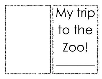 Trip to the Zoo.
