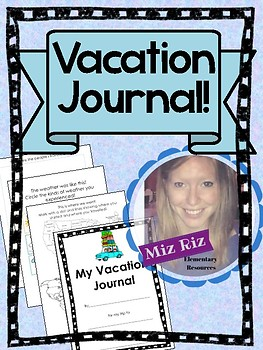 Vacation Journal!