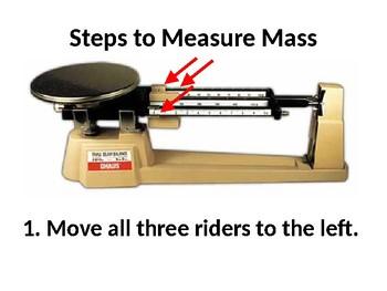 Triple Beam Balance Steps to Use + Practice