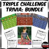 Triple Challenge Trivia: Bundle