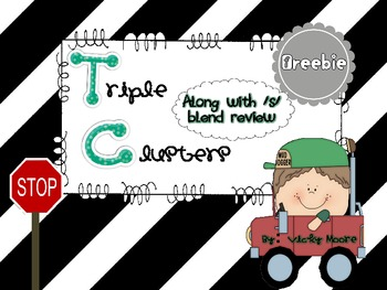 Triple Cluster with s blend review  **FREEBIE**