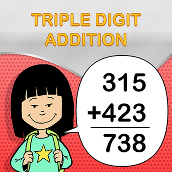 Triple Digit Addition Worksheet Maker - Create Infinite Math Worksheets!
