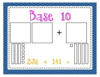 Triple Digit Addition Strategies
