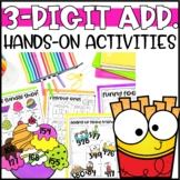 Triple Digit Addition with Regrouping Activities & Hands-On Projects