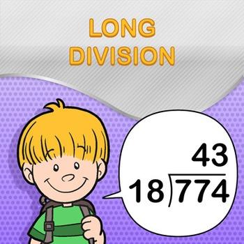 Triple Digit Long Division Worksheet Generator: Create Inf