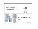 Triple Digit Number Sense Puzzles