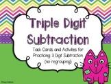 Triple Digit Subtraction Activities (2nd gr. CCSS)