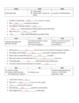 Triple Homonyms Worksheet 2