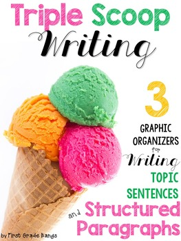 Triple Scoop Sentence Writing