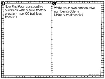 Triple Threat:  Differentiated Problem Solving Addition and Subtraction Edition
