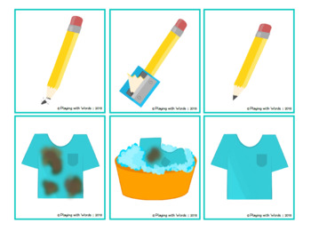 Triple Treat: Sequencing, Why Questions & Cause and Effect Printable Cards