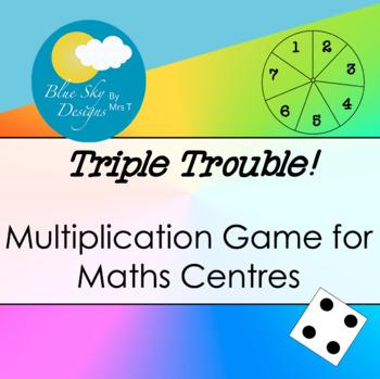 Triple Trouble Place Value Centre