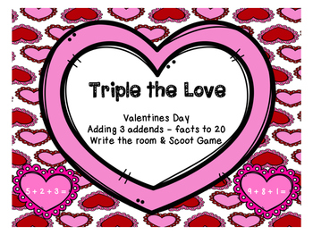 Triple the Love Adding Three Numbers