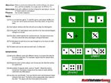 Triplet: Probability Game