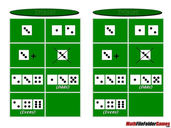 Triplet: Probability Game