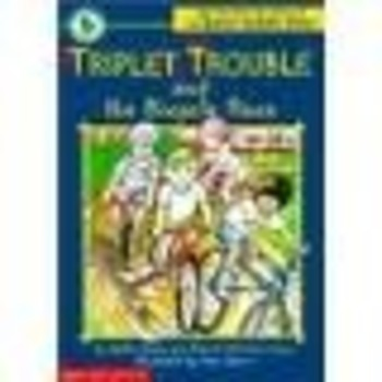 Triplet Trouble and the Bicycle Race Comprehension Packet