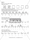 Triplets in Music; worksheets and exercises from the Shaak
