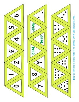 Triplex! Part, Part, Whole and Decomposing Numbers for CCS