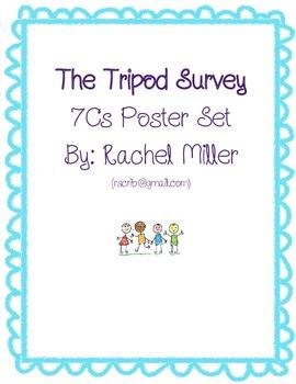 Tripod Survey 7Cs Poster Set
