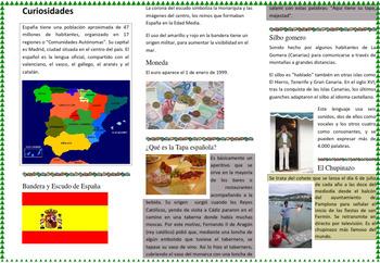 Tripticos - España