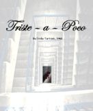 Triste - a - Poco for Band, composed by Stella Tartsinis - Score and Parts