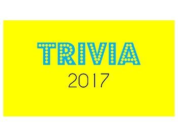Trivia 2017