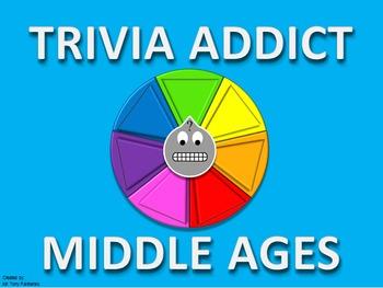 Trivia Addict (Middle Ages) Common Core Version