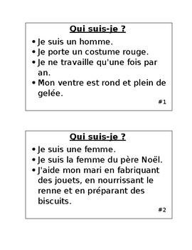 Trivia Christmas Edition (en Français!)