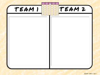 Trivia! Classroom Game Template