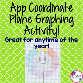 App Coordinate Plane Graphing Activity!