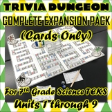 Bundle: Trivia Dungeon Complete 7th Grade Expansion Pack
