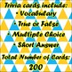 Trivia Dungeon Expansion Pack, 6th Grade, Units 1 through 3