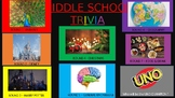 Trivia For Middle School